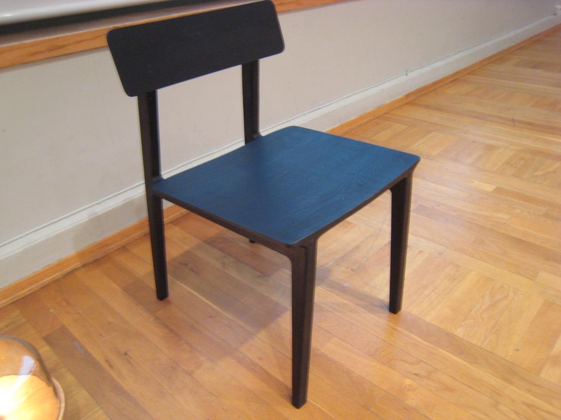 Stolen Låst ble produsert av innsatte ved Vik fensel