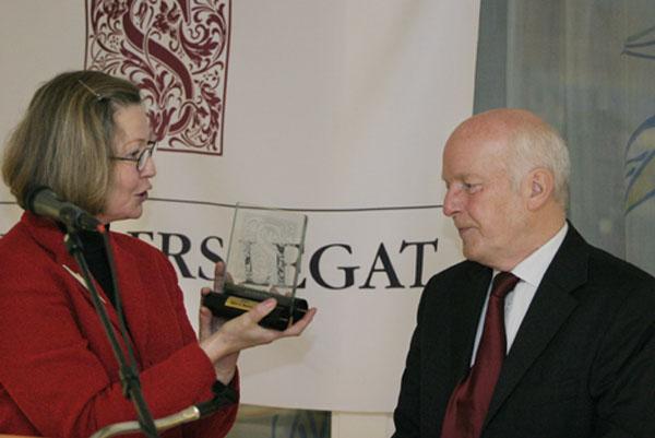 2003 Hederspris: Kåre S. Hansen