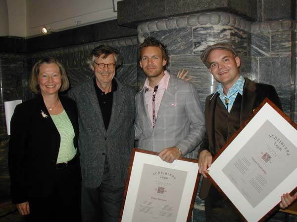 2006 Talentpris i design: Moods of Norway