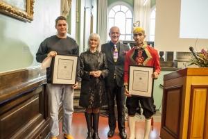 Scheiblers priser for Design og Kunsthåndverk 2018