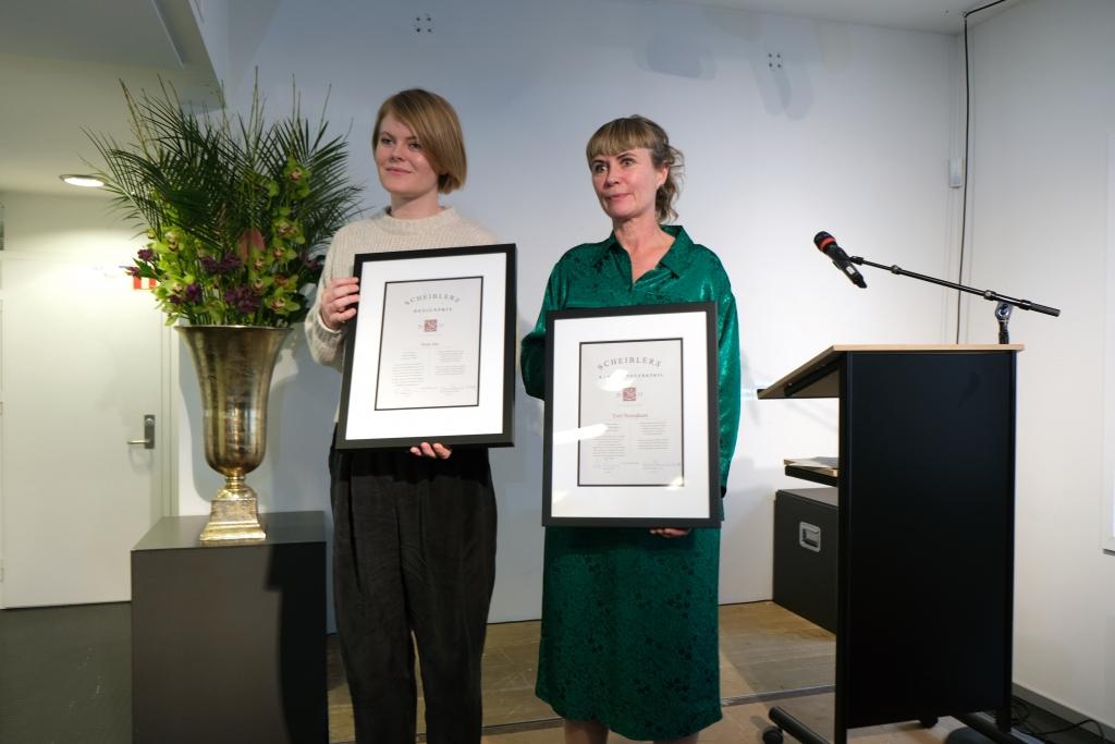 Scheiblers priser for Design og Kunsthåndverk 2019